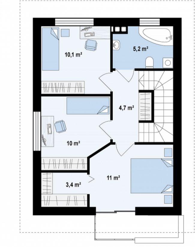 Проект дома-6