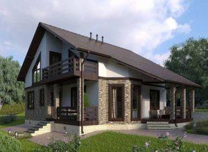 Проект дома-667