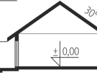 Проект гаража-219