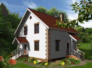 Проект дома-604