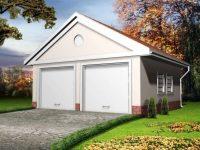 Проект гаража-148
