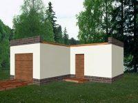 Проект гаража-149
