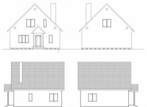 Проект дома-630
