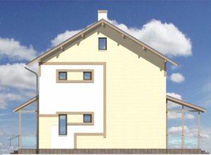 Проект дома-658