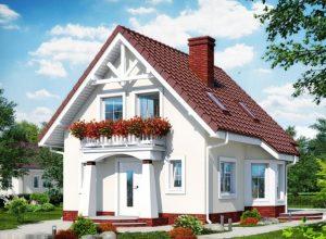 Проект дома-276