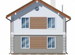Проект дома-617