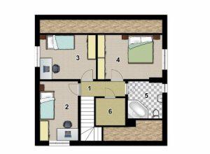 Проект дома-664