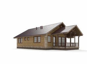 Проект дома-690