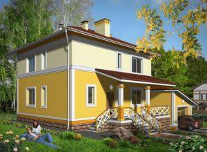 Проект дома-774