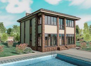 Проект дома-50