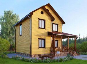 Проект дома-635