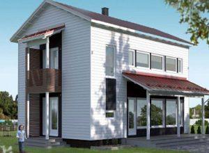 Проект дома-419