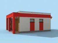 Проект гаража-153