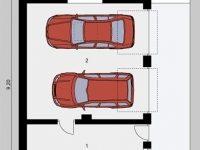 Проект гаража-167