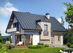Проект дома-306