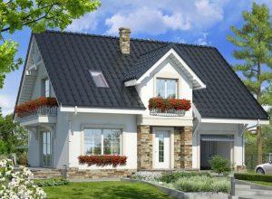 Проект дома-143