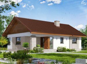 Проект дома-168