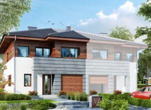 Проект дома-308