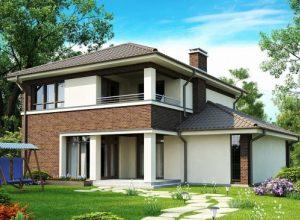 Проект дома-100