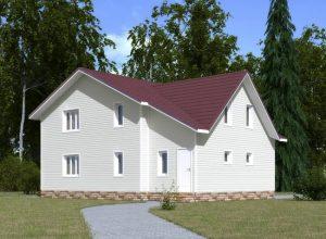 Проект дома-428
