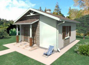 Проект дома-529