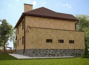 Проект дома-486