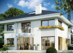 Проект дома-119