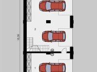 Проект гаража-242