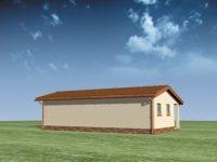 Проект гаража-133