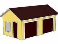 Проект гаража-31