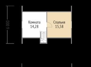 Проект дома-540