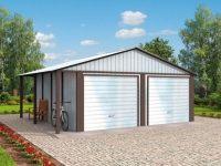 Проект гаража-64