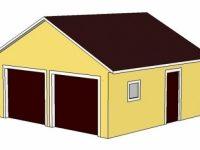 Проект гаража-86