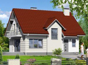Проект дома-295