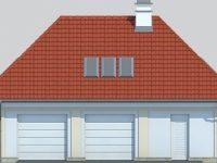 Проект гаража-187