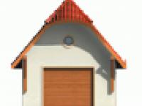 Проект гаража-73