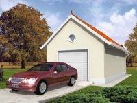 Проект гаража-35