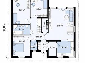 Проект дома-216