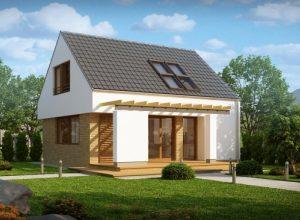 Проект дома-277