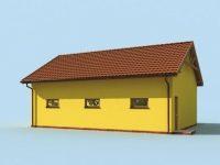 Проект гаража-225