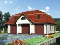 Проект гаража-234