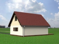 Проект гаража-104