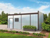 Проект гаража-56