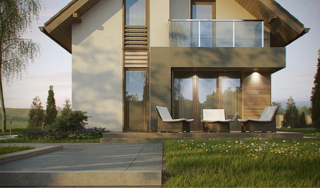 Проект дома-256