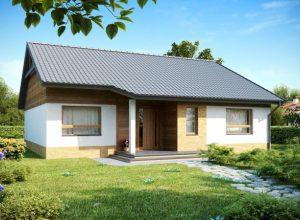 Проект дома-196
