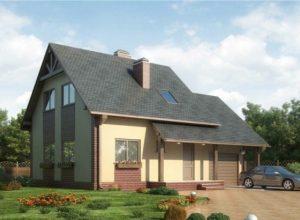 Проект дома-95