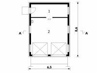 Проект гаража-101