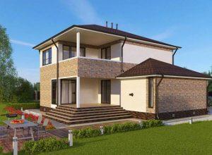 Проект дома-721