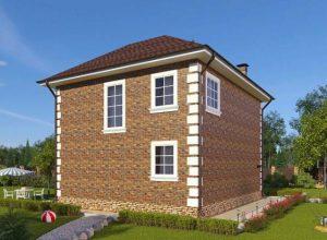 Проект дома-636