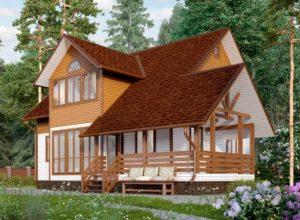 Проект дома-665